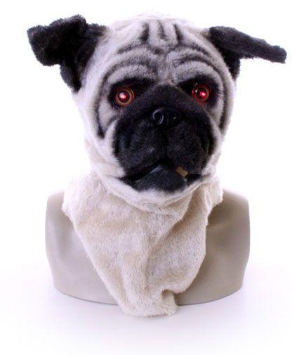 Volledig masker Bulldog