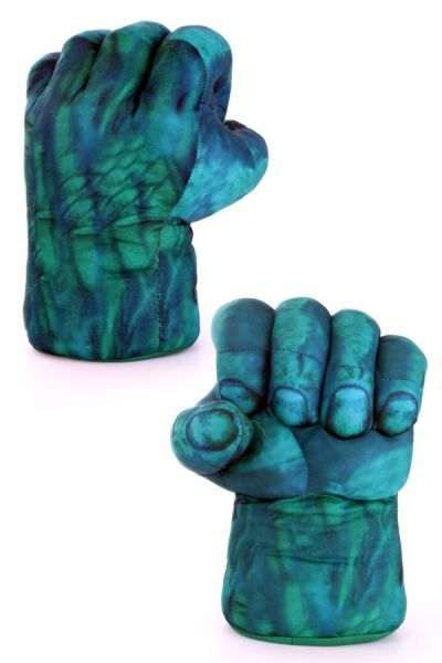 Mega smash hand groen