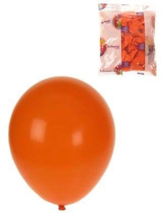 Koningsdag Helium ballonnen Oranje 100 stuks