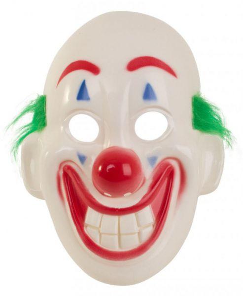 Grappige clown maskers