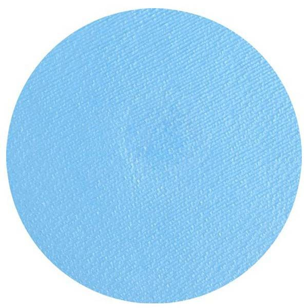 Superstar Face Paint and body paint 063 Baby Blue Shimmer 45g