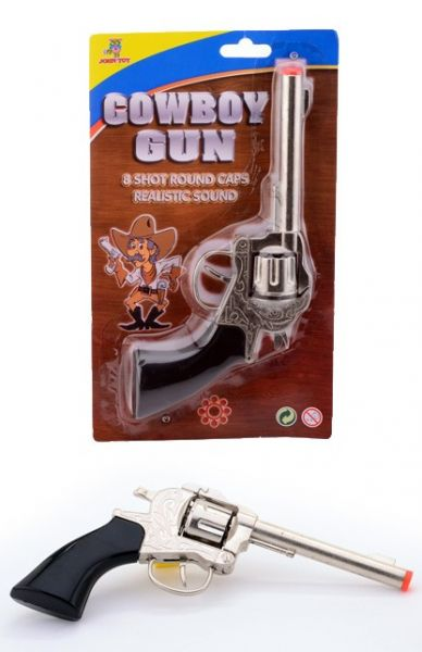 Cowboy pistool 8 schots