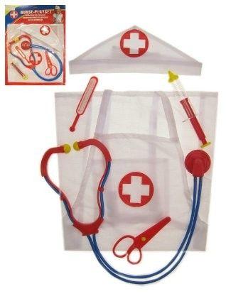 Verpleegsters set zuster