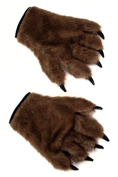 Berenklauwen handschoenen