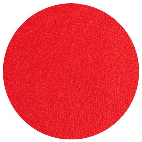 Superstar Aqua Face & Bodypaint 45 gram Fire Red color 035