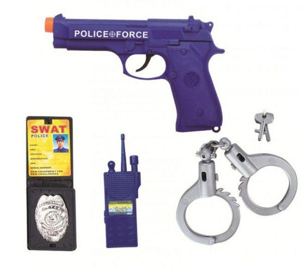Politie SWAT set 5-delig