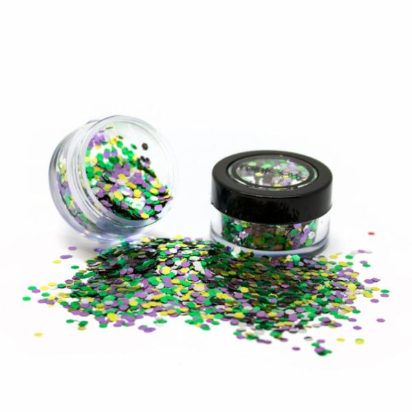 PaintGlow biologisch afbreekbare glittermixen Regenwoud