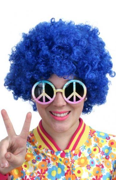 Hippie Pruik blauw