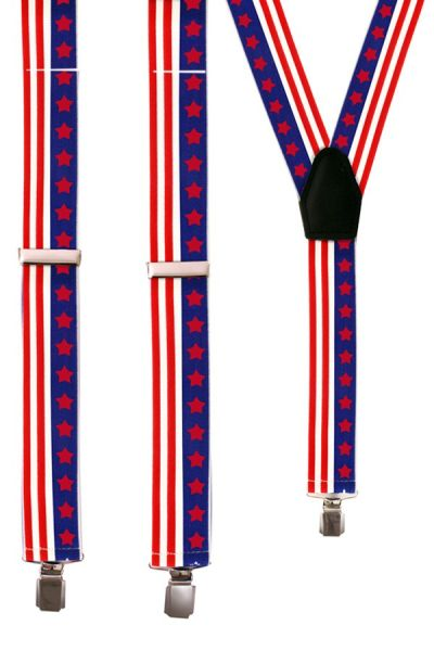Bretels stars stripes USA Amerika