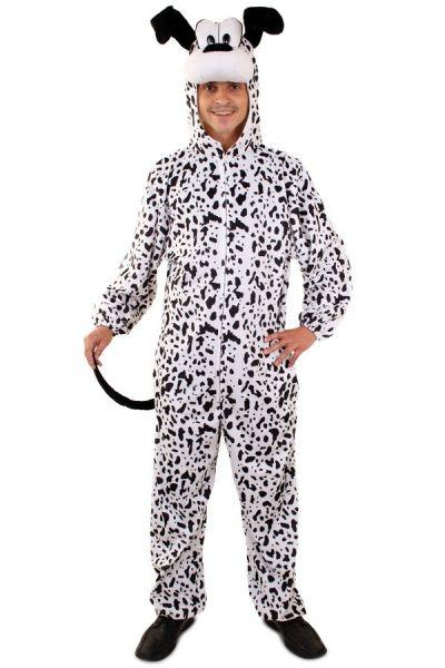 Grappige Dalmatiër hond outfit