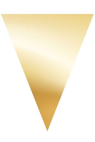 Vlaggenlijn goud 120m