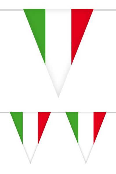 Vlaggenlijn Italië 60m