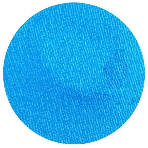 Superstar Aqua Face paint Sky London blue shimmer colour 213