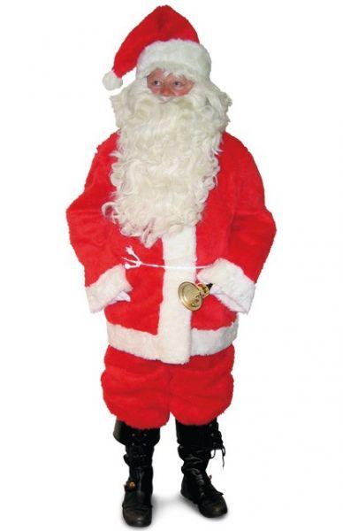 Santa suit 4 pieces Christmas