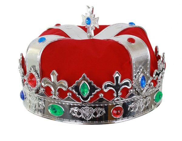 Koningskroon zilver