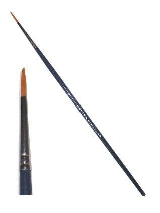 PXP schminkpenseel spits nr. 1 maat Ø 1 mm