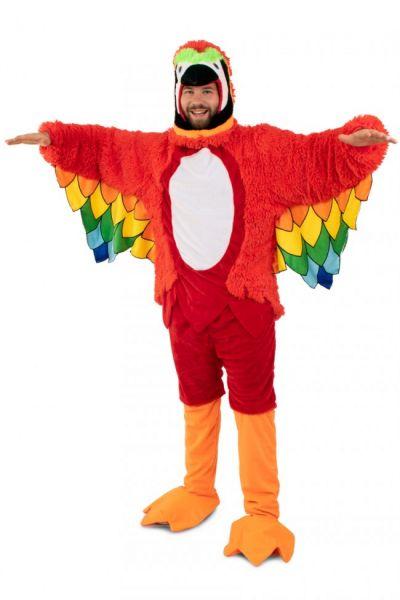 Grappige Papegaaien kostuum