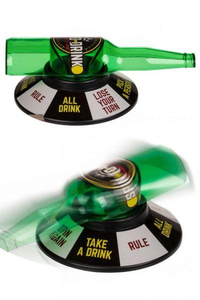 Drinkspel Spin to Drink