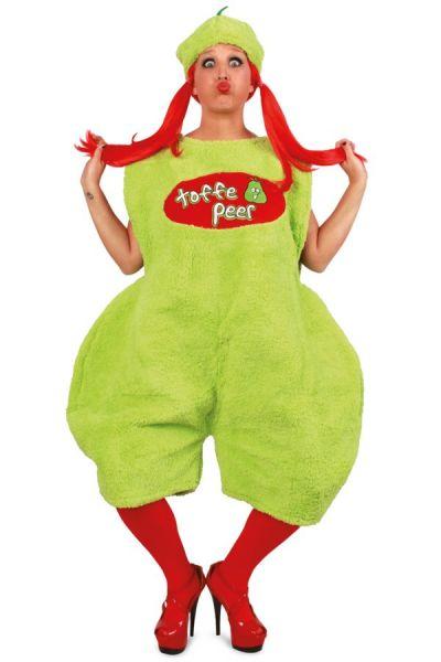 Grappig kostuum Toffe peer met hoedje