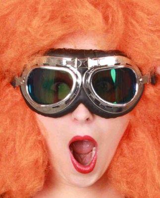 Racebril Pilotenbril voor volwassen