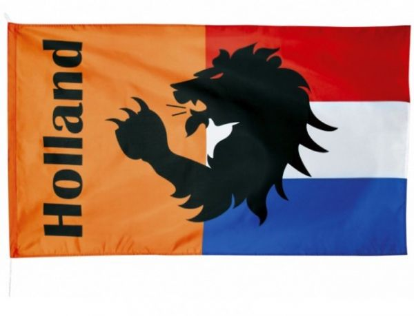 Vlag Nederlandse leeuw Holland