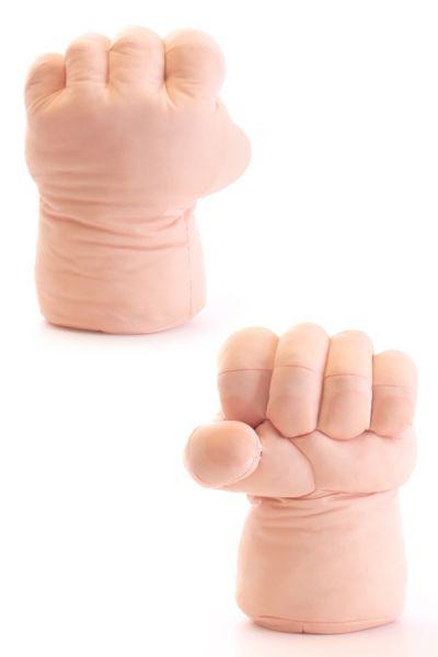 Mega smash hand huidskleur