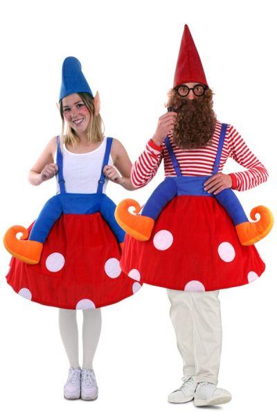 Grappige Carnavalskleding Dames.Grappige Kabouter Op Paddestoel Kostuum Feestkleding Binnen 24 Uur