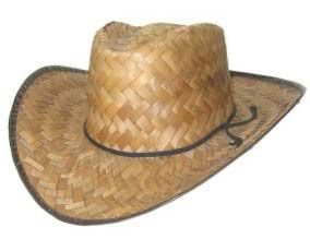 Strohoed Cowboy Western