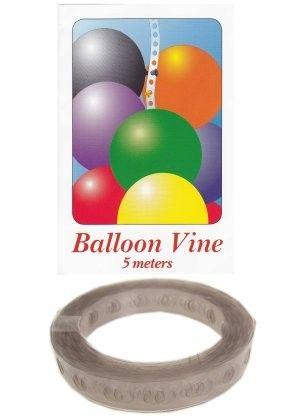 Ballonnen streng, Balloon vine
