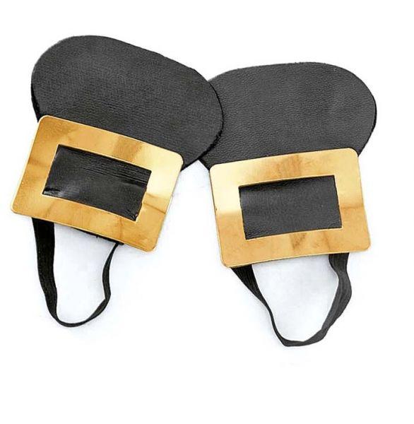 Schoenengesp goud