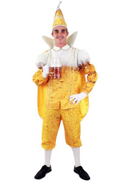 Prins Pils bier Koning Bierkostuum