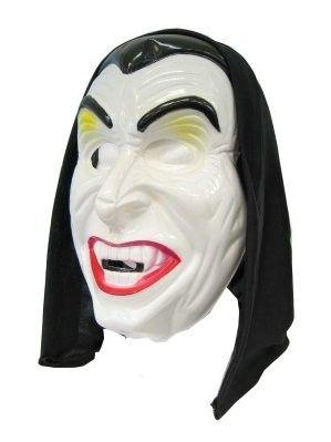 Dracula Masker met hoofddoek