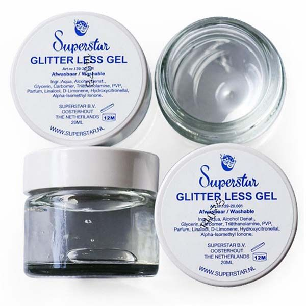 Superstar fixing gel