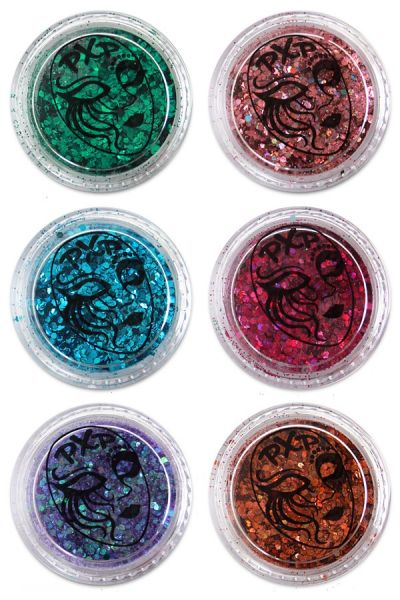 PartyXplosion Glitter Fantasie fijne glitter Mix