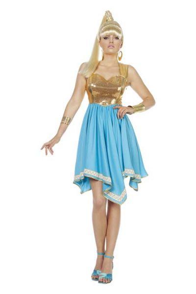 Carnavalskleedje Venus godin van de liefde