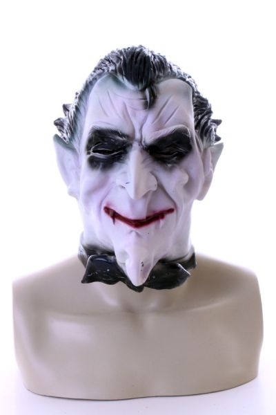 Dracula masker vampier