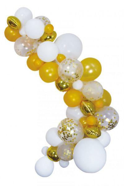 Ballonnen decoratie Kit goud
