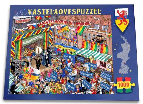 Boètegewoeëne Boètezitting puzzel