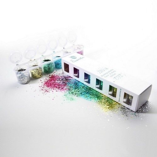 Biodegradable - Superstar Chunky Mix - glitters