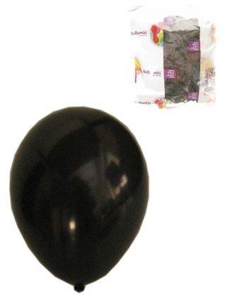 Helium ballonnen Zwart 100 stuks