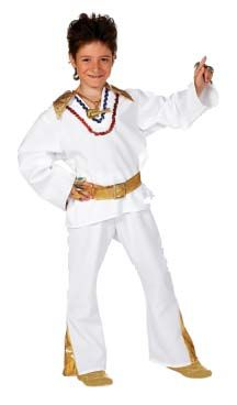 Rock & Roll Star Elvis Presley Outfit Kinder