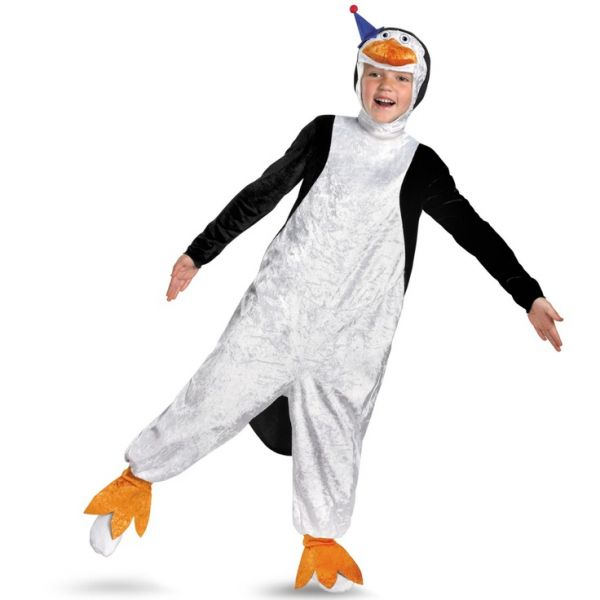 Penguin Madagascar costume kids