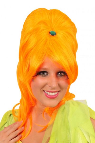 Dames Pruik Pumpkin