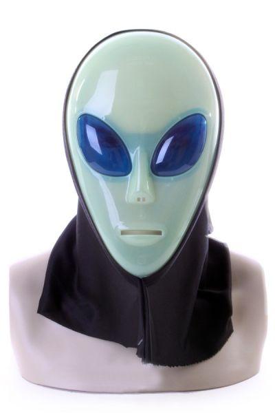 Alien masker buitenaardswezen