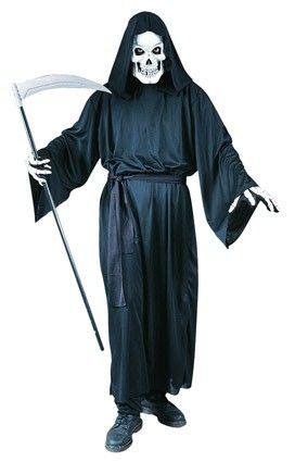Horror de dood outfit kleding