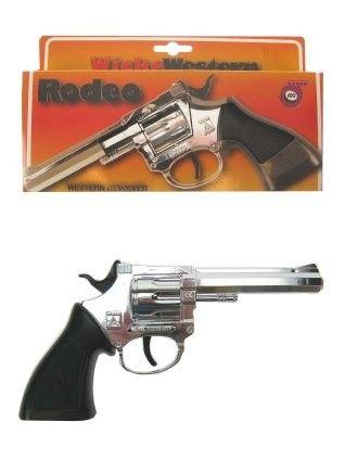 Cowboy Pistool Rodeo 100 schots