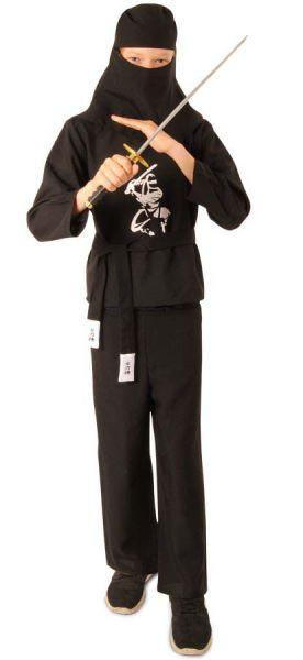 Carnavalskleding Ninja YUTAKA kind outfit
