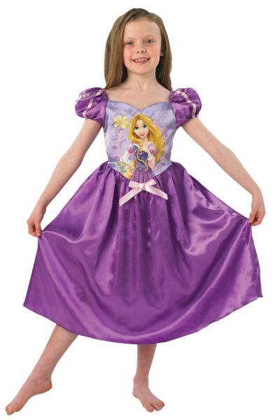 Rapunzel storytime prinses meisje