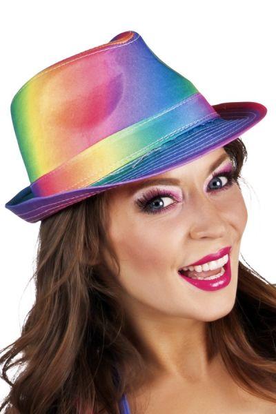 Gay Pride regenboog hoed