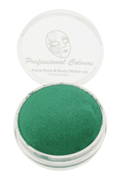 PartyXplosion Aqua face & body paint Pearl Green